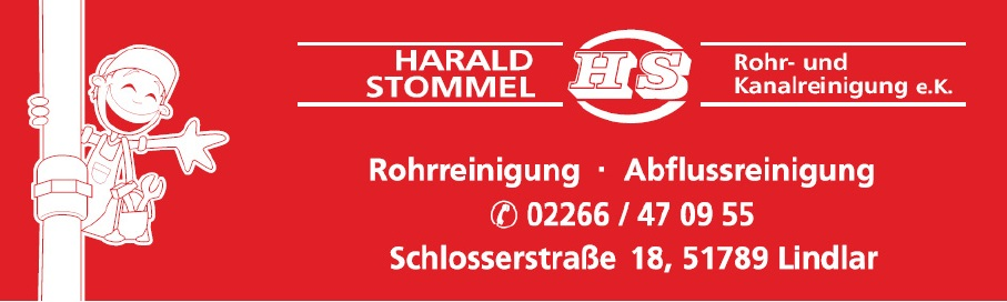 Harald Stommel GmbH Rohrreinigung